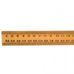 Meter Rule (50cm Wood)
